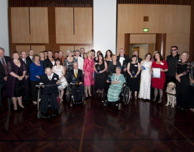 National Disability Awards 2010