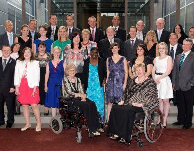 National Disability Awards 2012