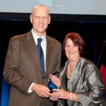 Peter Garrett and Dianne McRoberts