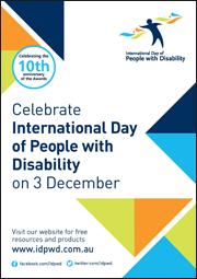 IDPwD-Generic-Poster