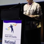 assistant minister prentice at 10th national disability awards