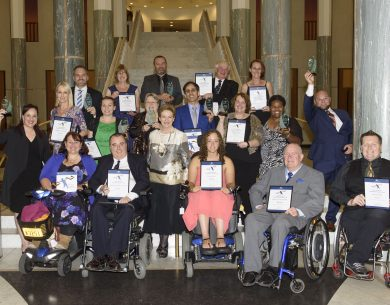 10th National Disability Awards 2016