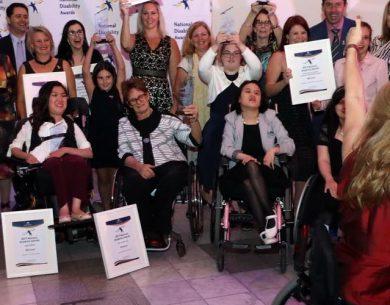 National Disability Awards 2017