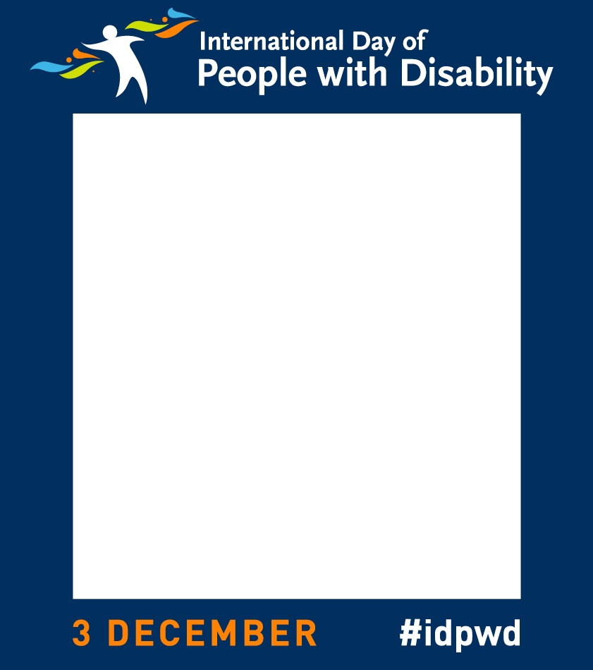 Social media – International Day of People with Disability