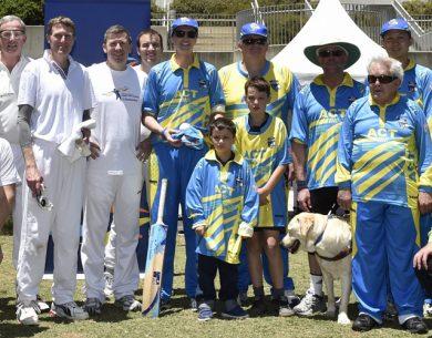 Blind Cricket 2015