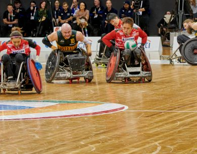 2018 Wheelchair Rugby World Championship