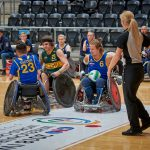 GIO 2018 IWRF Wheelchair Rugby World Championship