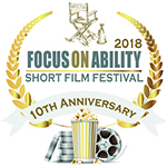 Australian Government supports the 2018 Focus on Ability Short Film Festival, 5 September 2018